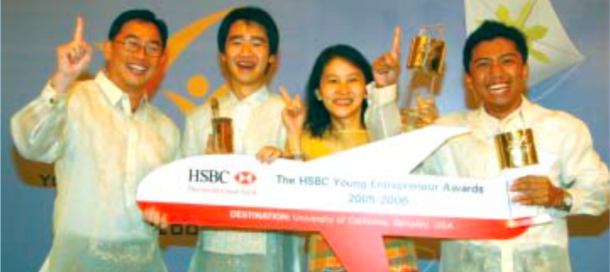 hsbc contest angeli santillan mom your own business