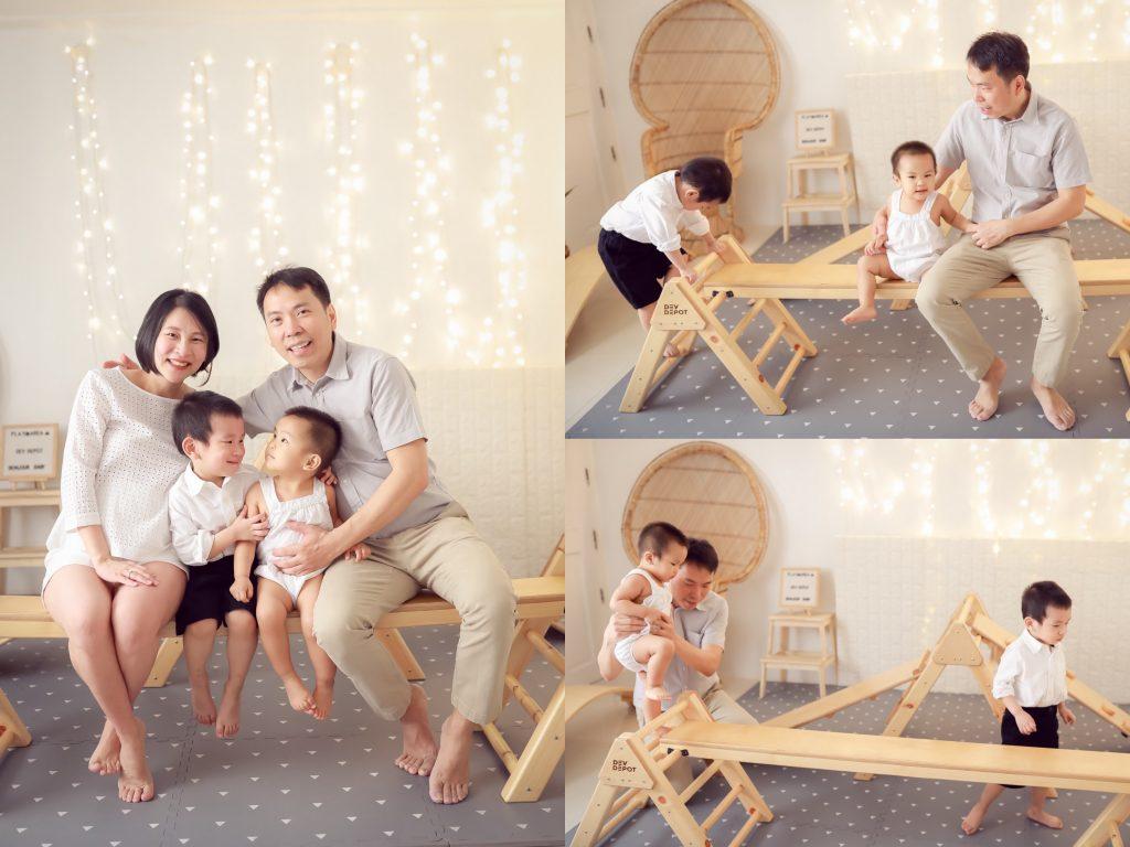 family photoshoot manila