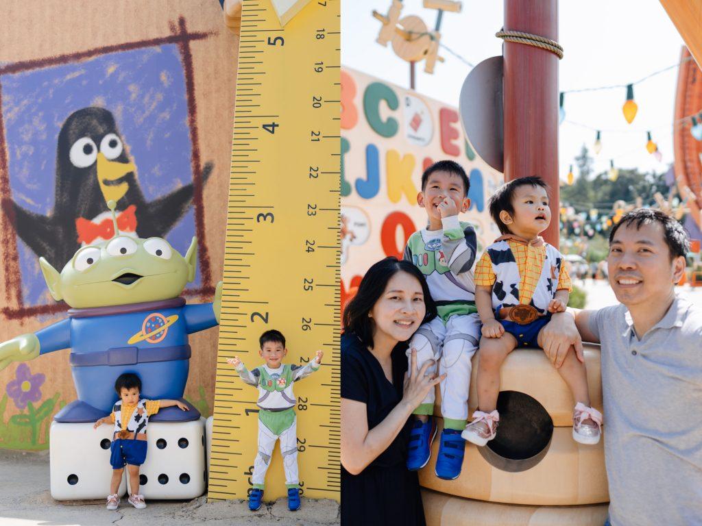 toy story land disney hk sweet escape
