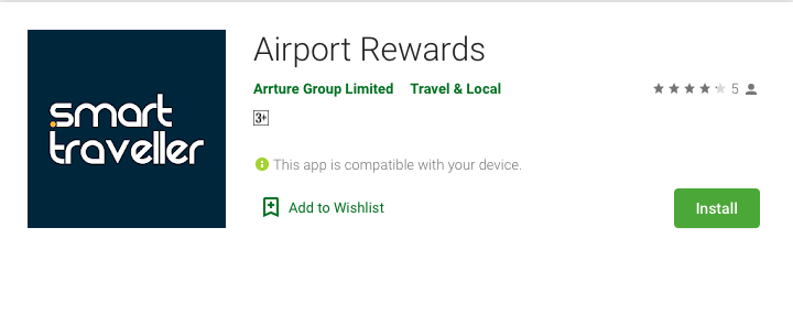 logo smart traveller app