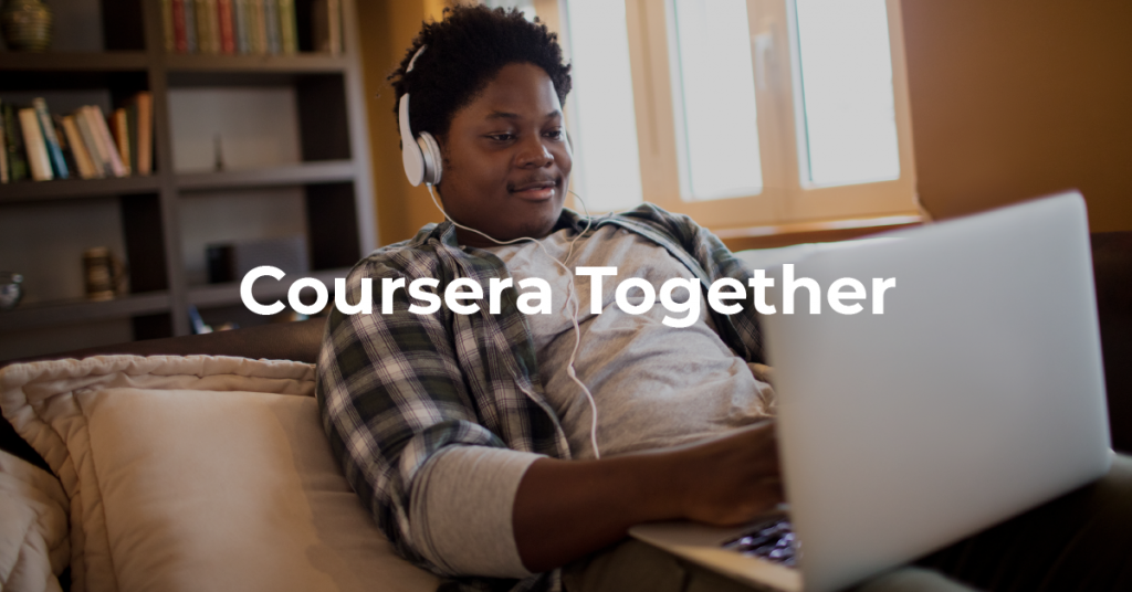 coursera free covid learning